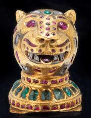 Майсорский тигр, фото bonhams.com