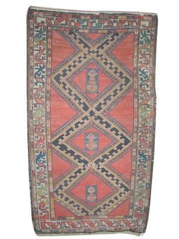 A Malayir rug, West Persia, 174cm x 96cm