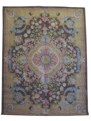 A 'Savonnerie' carpet, Eastern Europe, 441cm x 332cm