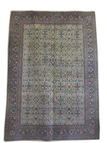 A Tabriz carpet, North West Persia, 347cm x 243cm