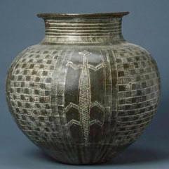 Ladi Kwali 'Mantis' Water Pot