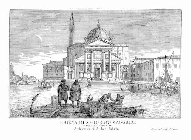 VENICE CARLEVARIIS (LUCA) Le fabriche, e vedute di Venetia