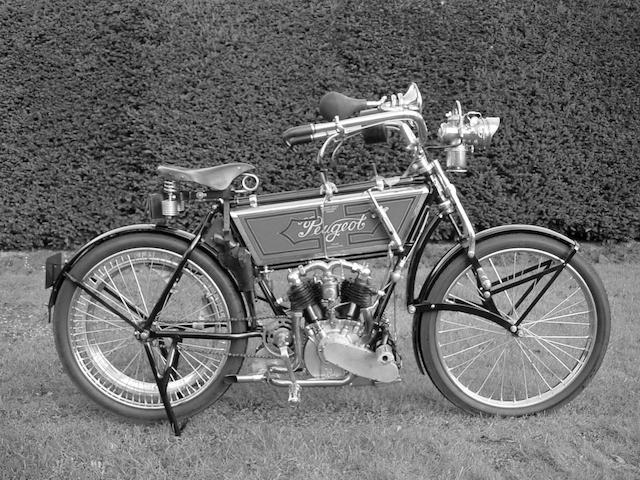 1906 Peugeot Frères 5hp  Chassis no. 11559