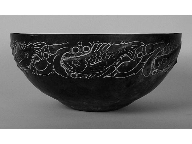 BATH  Newlyn copper bowl