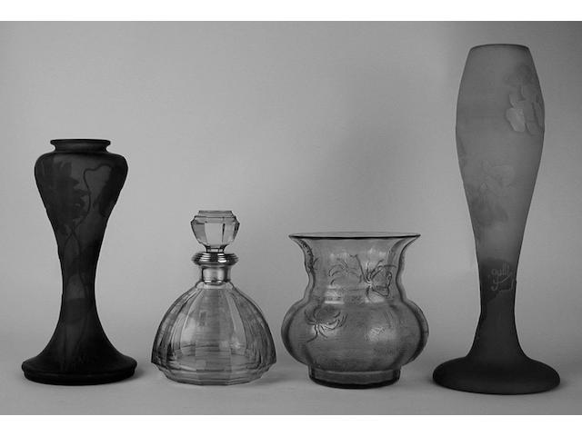 Galle vase (post 1904)