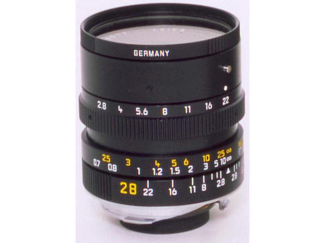 Leitz Elmarit-M Lens