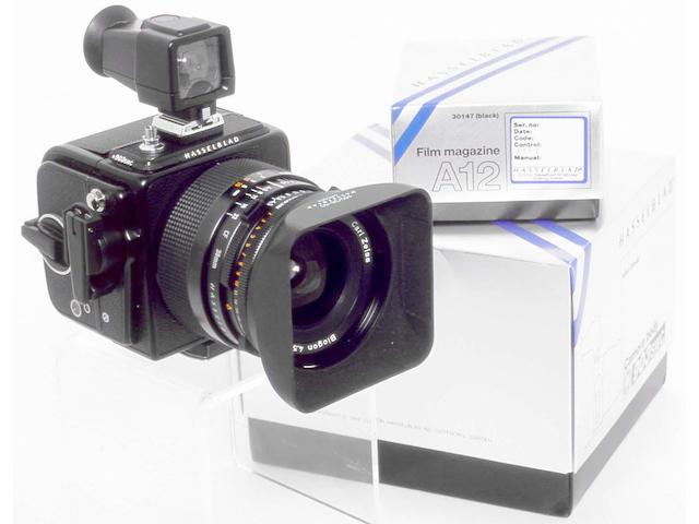 Hasselblad Super Wide camera 903SWC