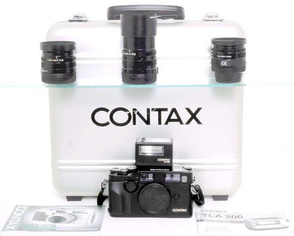 Contax G2 camera