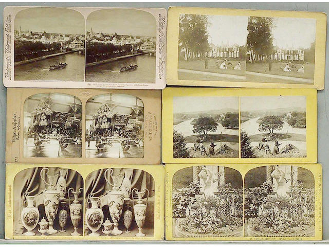 Stereoscopic views
