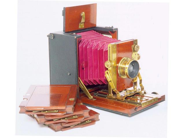 Gandolfi Universal Patent Hand camera