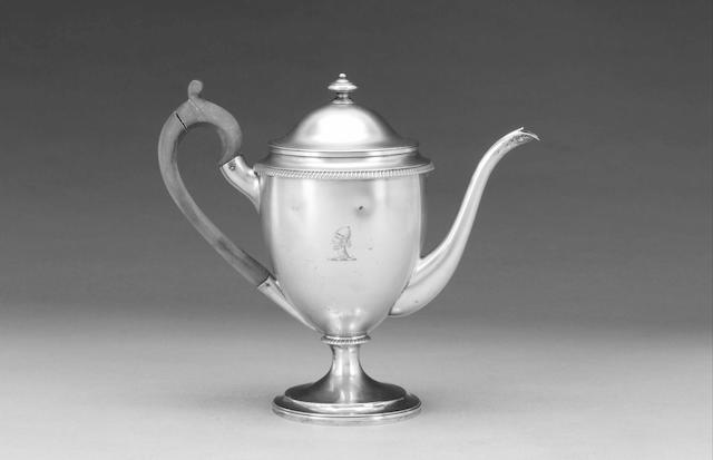 A George III silver argyle, by Robert Garrard (I), London 1806,