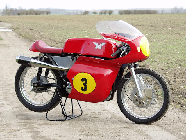 1967 Matchless GB500 Racing Motorcycle  Engine no. GT 662