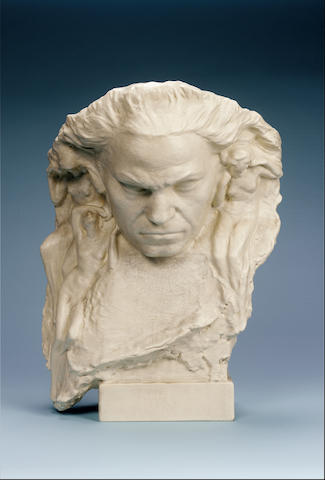 Beethoven by Richard Garbe,