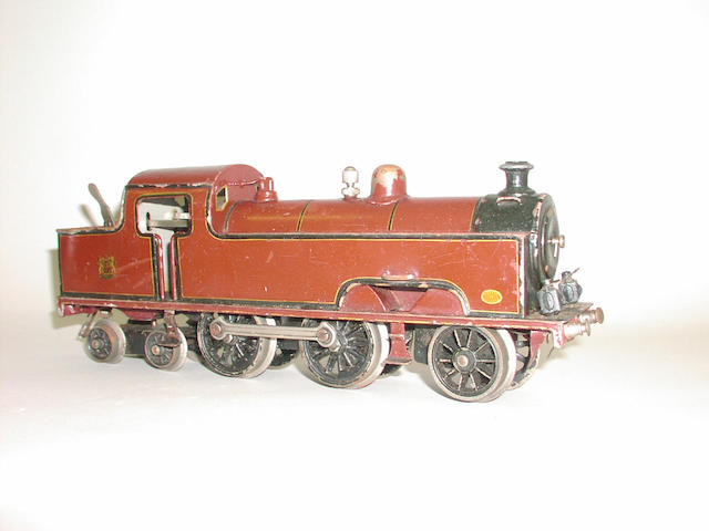 2-4-4 Midland 2000 class German made Tank Engine for Gamages