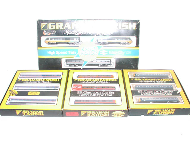 Graham Farish 'N' gauge (lot)