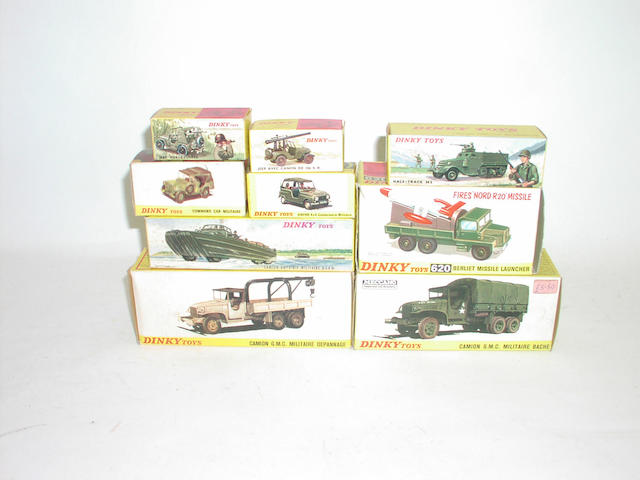 French Dinky Military (20)