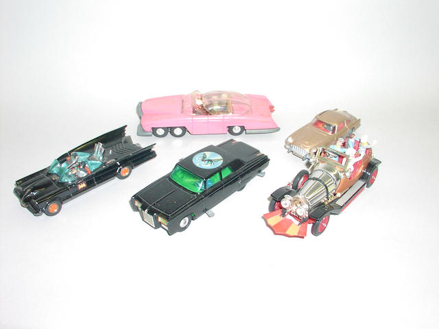 Corgi Film and T.V vehicles (approx 80)