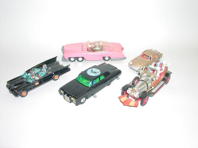 Corgi Film and T.V vehicles (approx 80)
