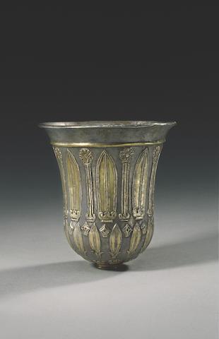 A pre-Achaemenid silver cup Circa 600-550 B.C.