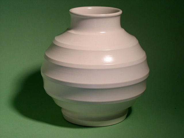 A Wedgwood vase by Keith Murray,