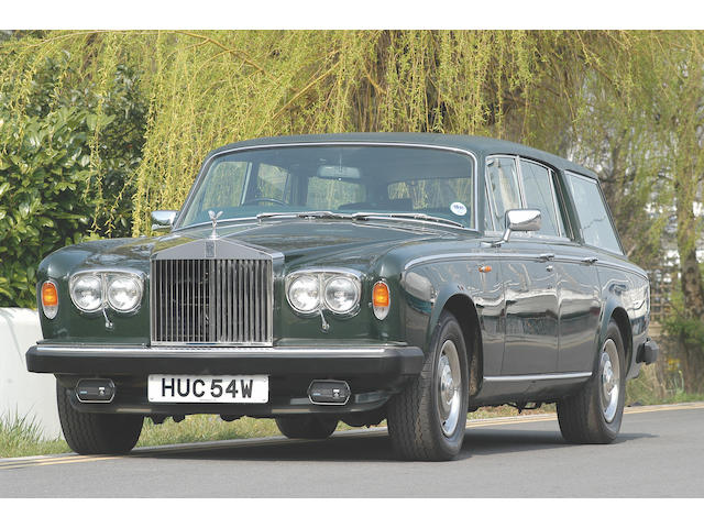 1980 Rolls-Royce Silver Shadow II Estate Coachwork by Panelcraft  Chassis no. SRH 10041210 Engine no. 0041210
