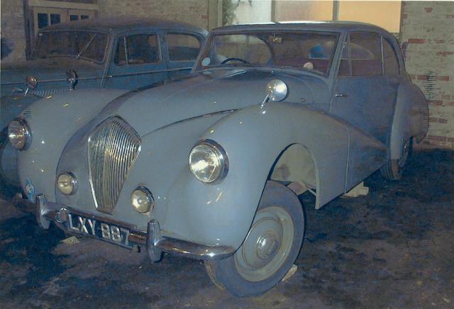 1952 Healey Tickford