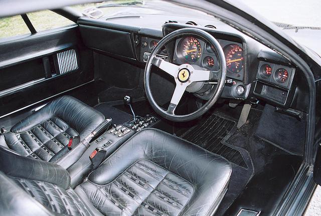 1976 Ferrari 365GT4 Berlinetta Boxer  Chassis no. 19343 Engine no. 19343