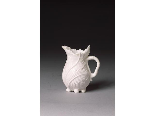 An Important Chelsea Milk Jug circa 1745-49