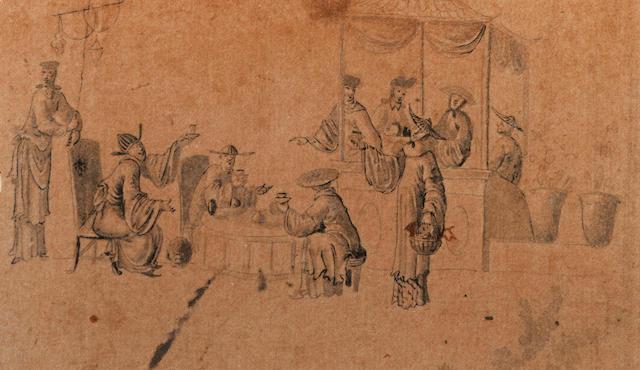 The Schulz Codex: Das Meissener Musterbuch Fur Horoldt-Chinoiserien,