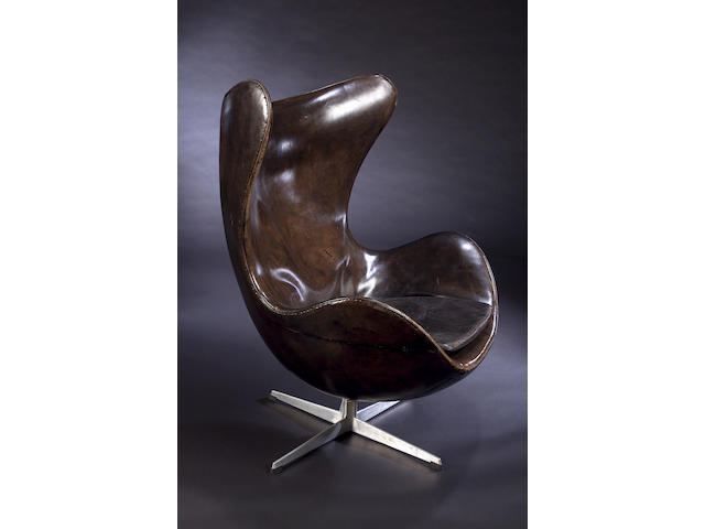 EGG CHAIR Arne Jacobsen, designed 1957-1958,