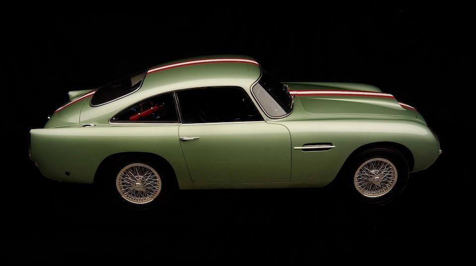 1961 Aston Martin DB4GT  Chassis no. DB4/GT/0144/L Engine no. 370/0144/GT