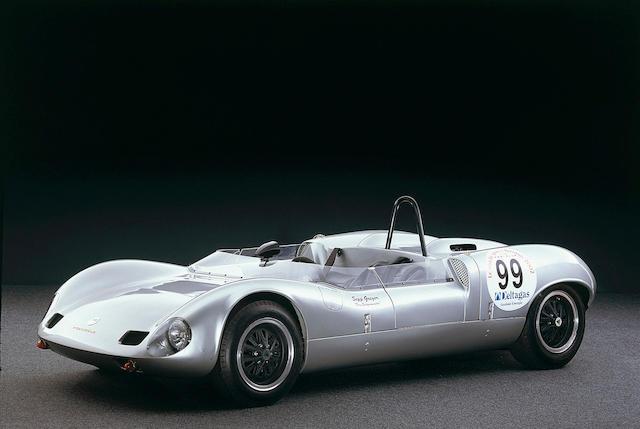 1964 Porsche Elva MK VII Sports-Racing Two-Seater