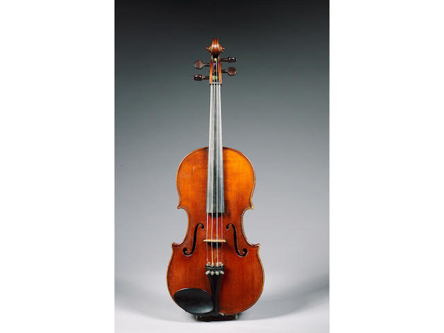 A good English Viola by Alfred Vincent London 1931