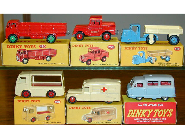 Dinky light commercials (6)