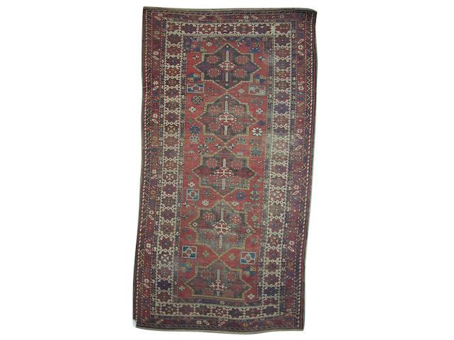 A Shirvan rug,  East Caucasus,  246cm x 132cm