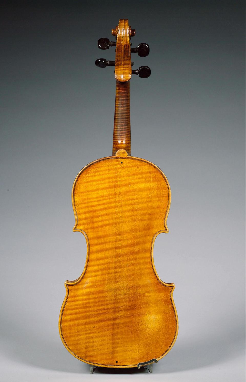 An fine Italian Violin by Gigli Rome 1774