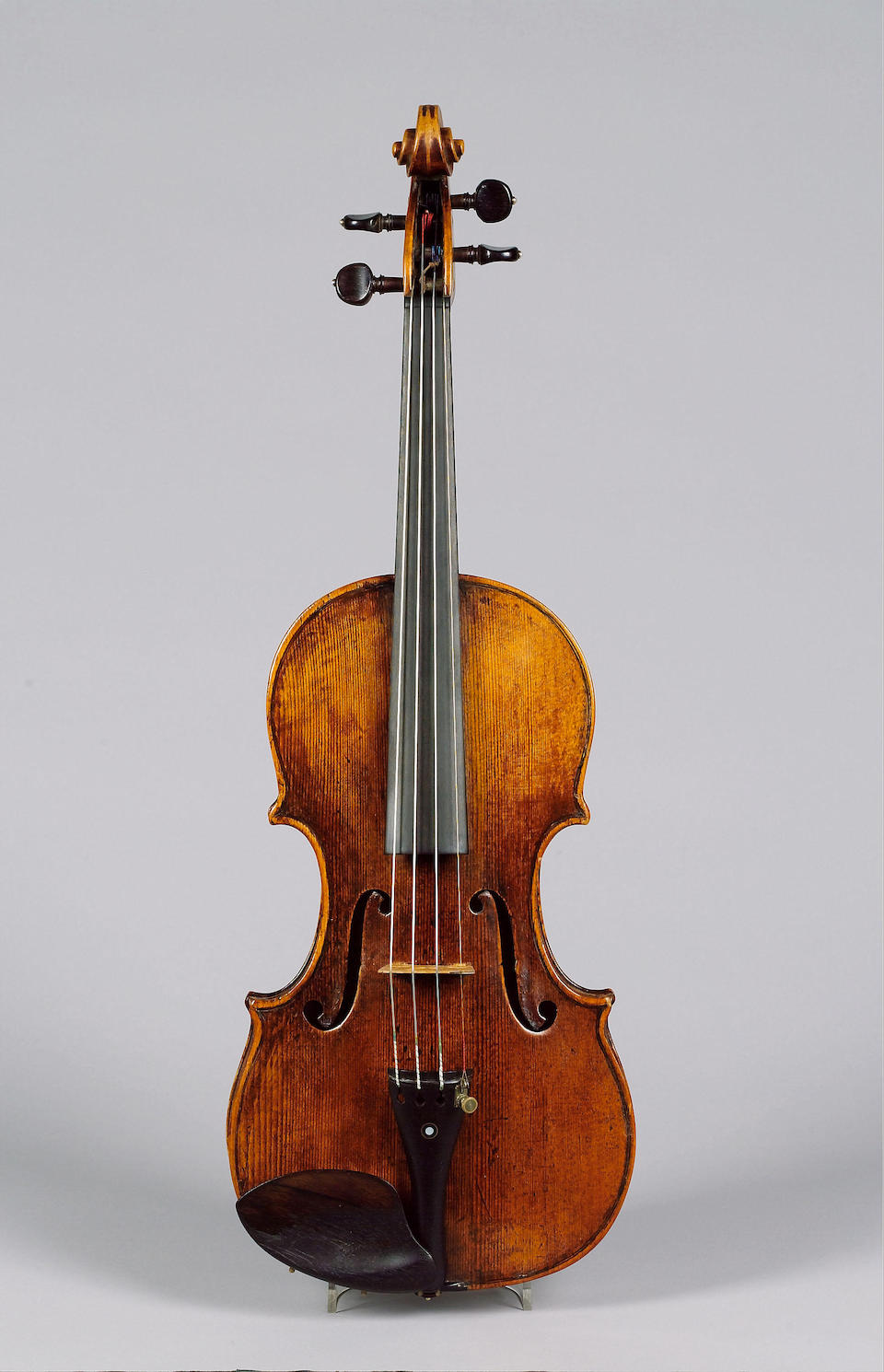 A very interesting Violin last quarter of 18th century