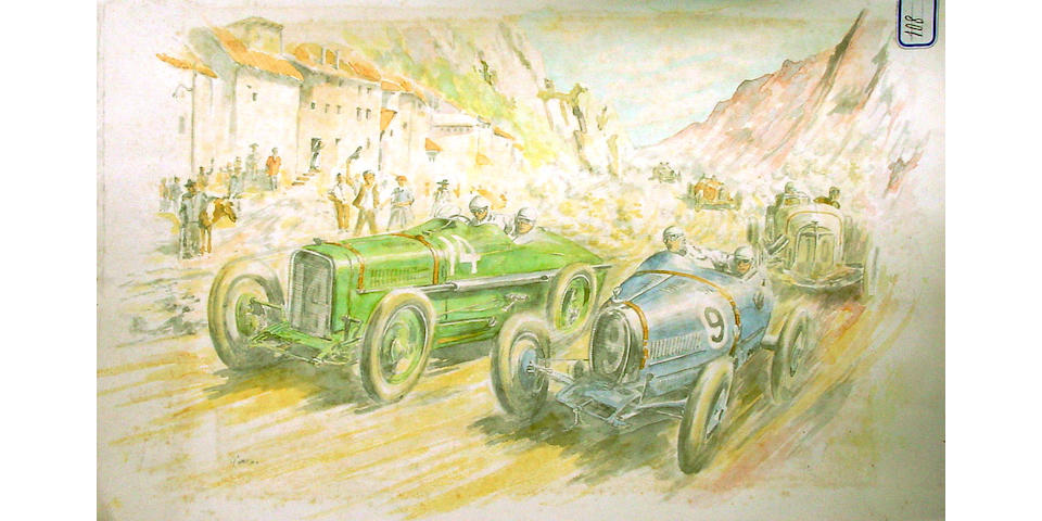 Terence Cuneo,