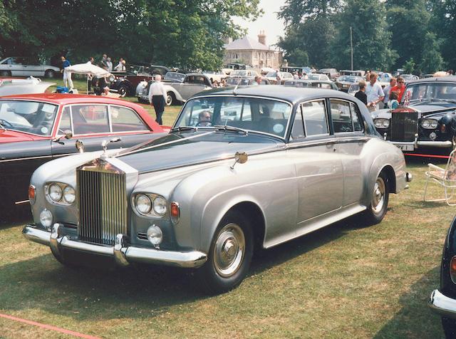 1964 Rolls-Royce Silver Cloud III Standard Steel Saloon