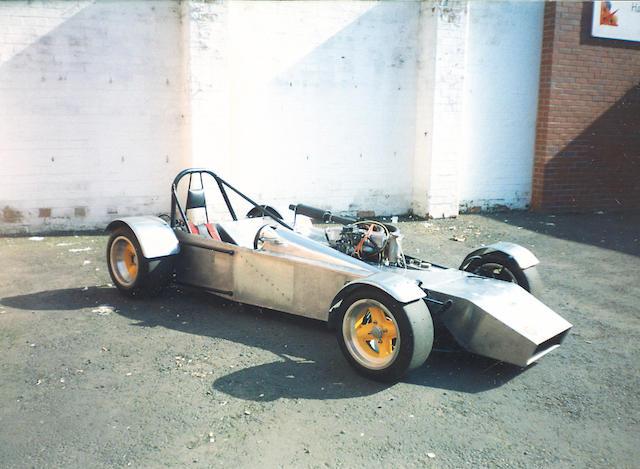1969 Lotus 7Y PTP Clubmans Formula Racing Car