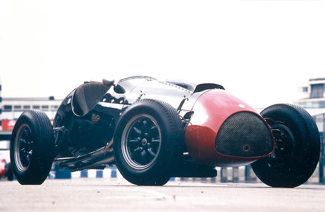 The ex-Horace Gould,1953 Cooper-Bristol Mk II Grand Prix, Formula 2 and Libre Racing Single-Seater  Chassis no. CBM Mk2/11/53 Engine no. 503