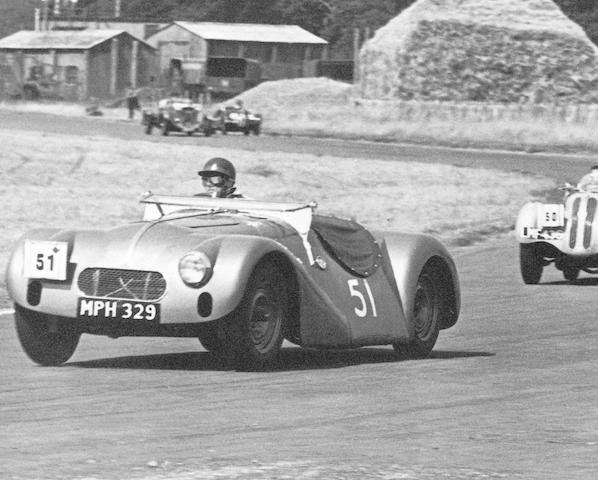 The ex-Kenneth McAlpine,1948 Connaught 1.8-litre L2 Road-Racing Sports Two-Seater