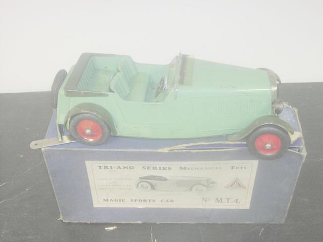 Tri-ang Magic Sports car