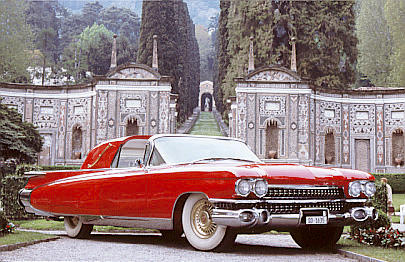 The ex-King Farouk of Egypt,1959 Cadillac Eldorado Seville Coachwork by Fisher  Chassis no. 59H063771