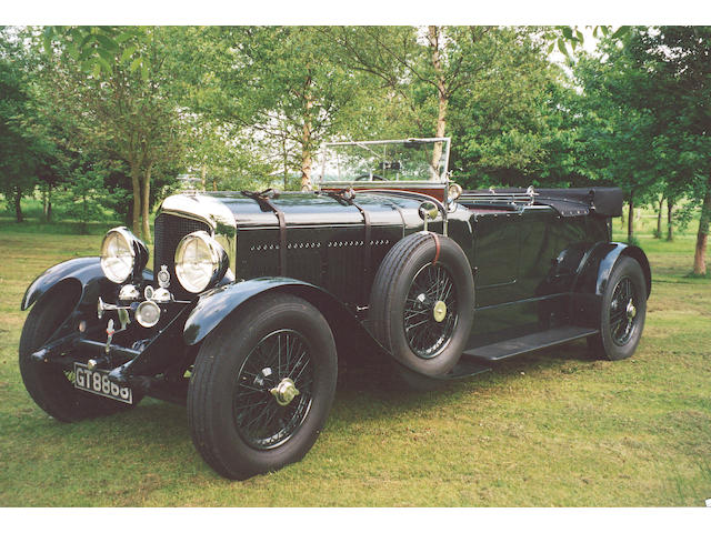 The Property of a Deceased Estate,1931 Bentley 8-Litre Dual Cowl Sports Tourer Coachwork by Grosvenor Panelcraft