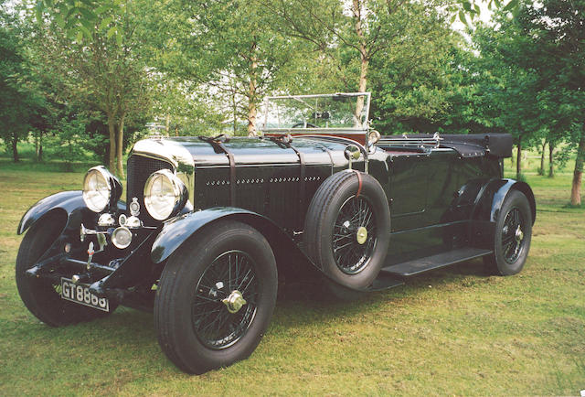 The Property of a Deceased Estate,1931 Bentley 8-Litre Dual Cowl Sports Tourer Coachwork by Grosvenor Panelcraft  Chassis no. YX 5103 Engine no. YX 5103
