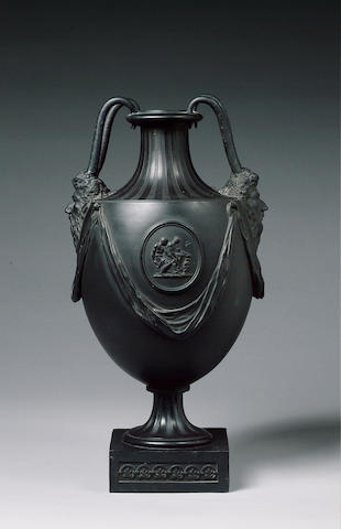 Wedgwood & Bentley Vase