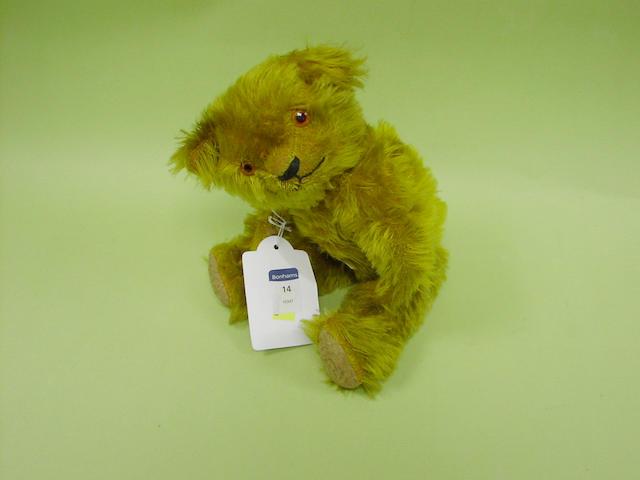 A Schuco Teddy bear, German circa1930