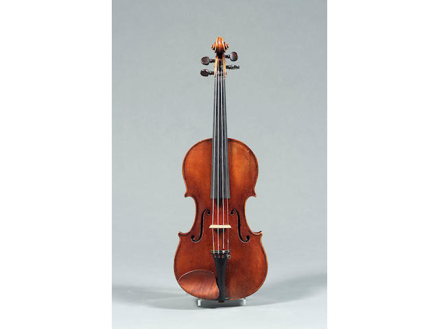 A good English Violin by Thomas Kennedy London ca 1810