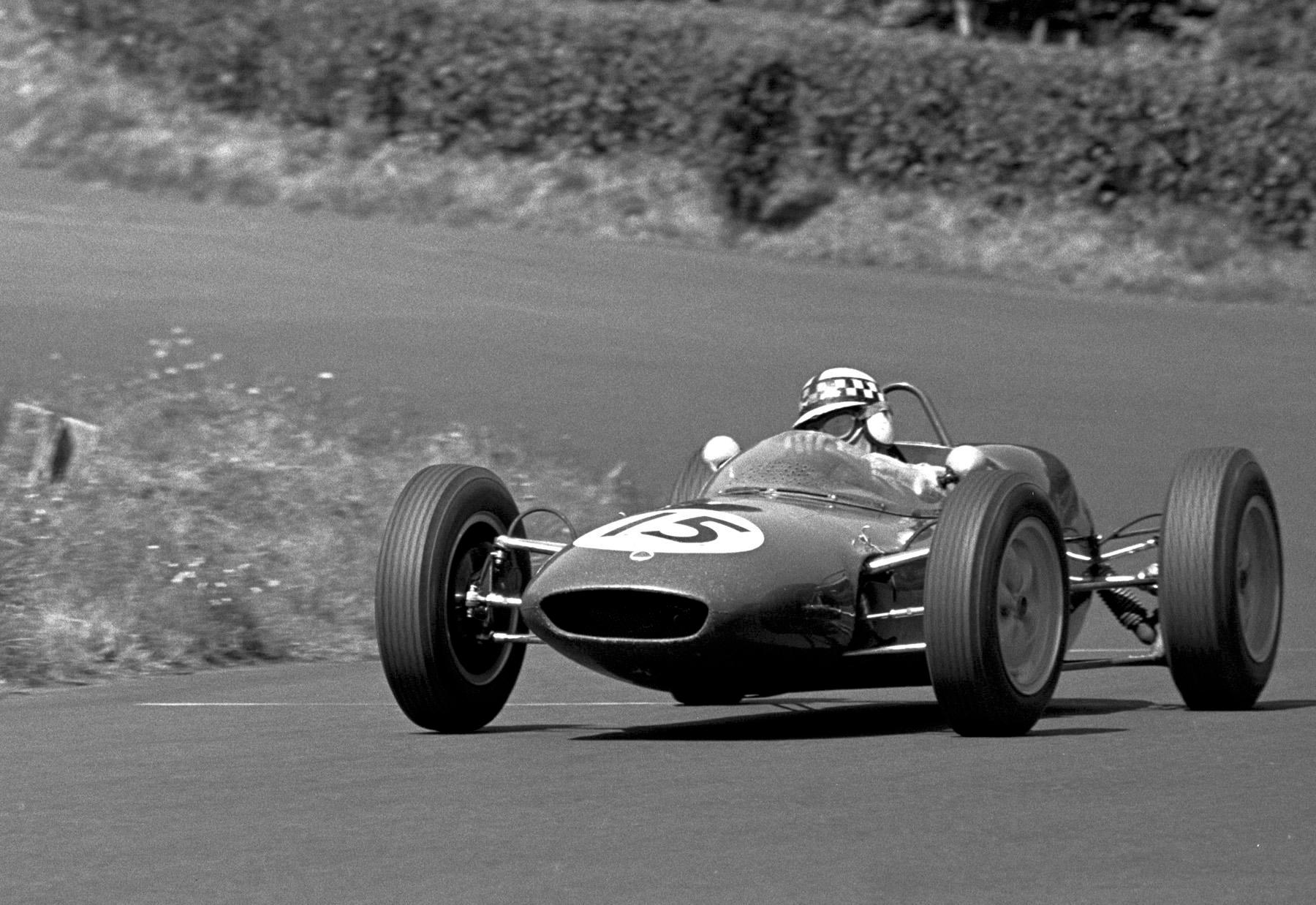 The Ex-Innes Ireland 1961 United States Grand Prix-winning, 1961 1...